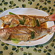 Jin xian yu 金線魚