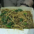 Lamb Noodles 羊肉炒麵