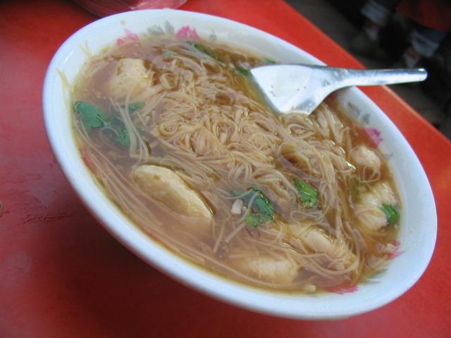 Mian xian 麵線